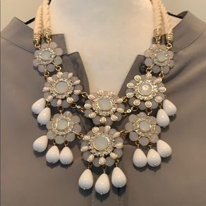 J Crew Double Rope Necklace